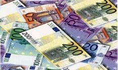 Investimento euros dinheiro