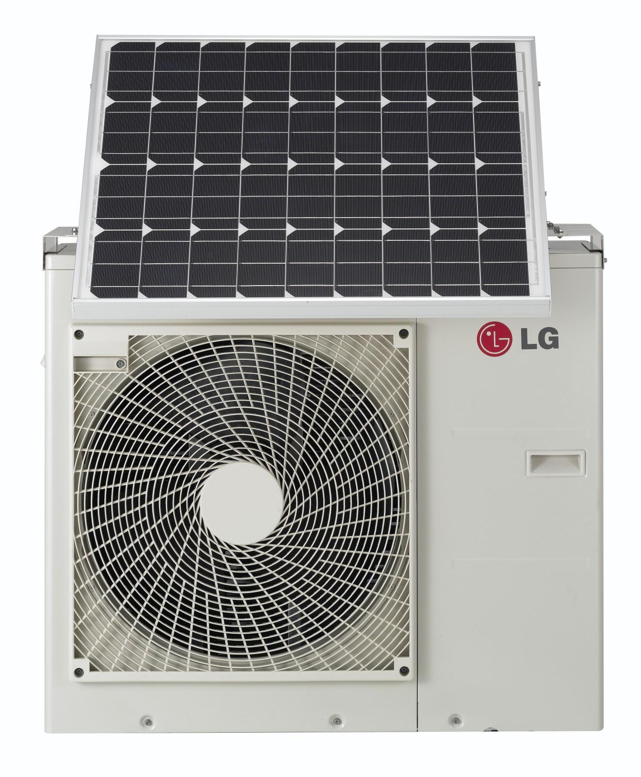 LG AC Híbrido Solar