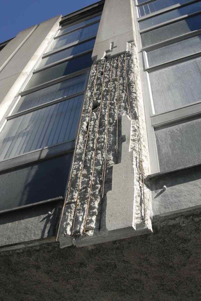 Reabilitação de fachadas