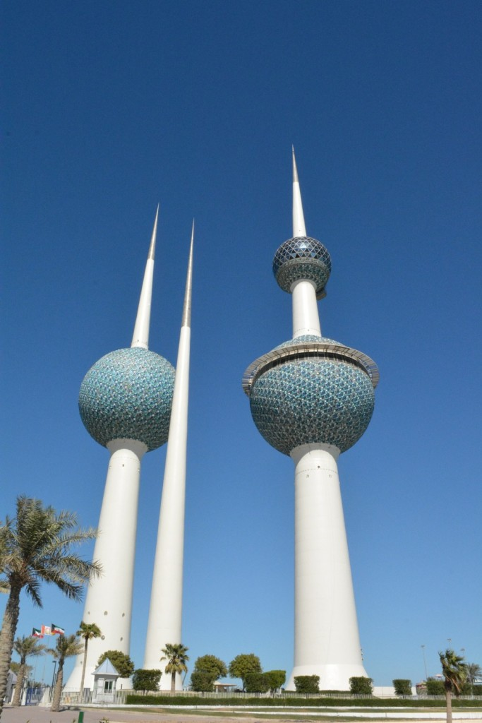 kuwait-towers-520612_1920
