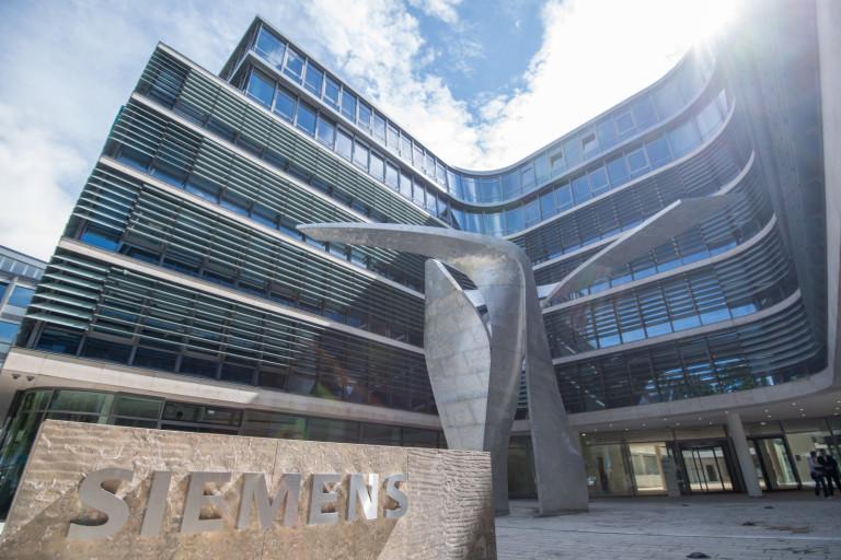 Erste Eindrücke aus der neuen Siemens Konzernzentrale / First impressions from the new Siemens headquarters