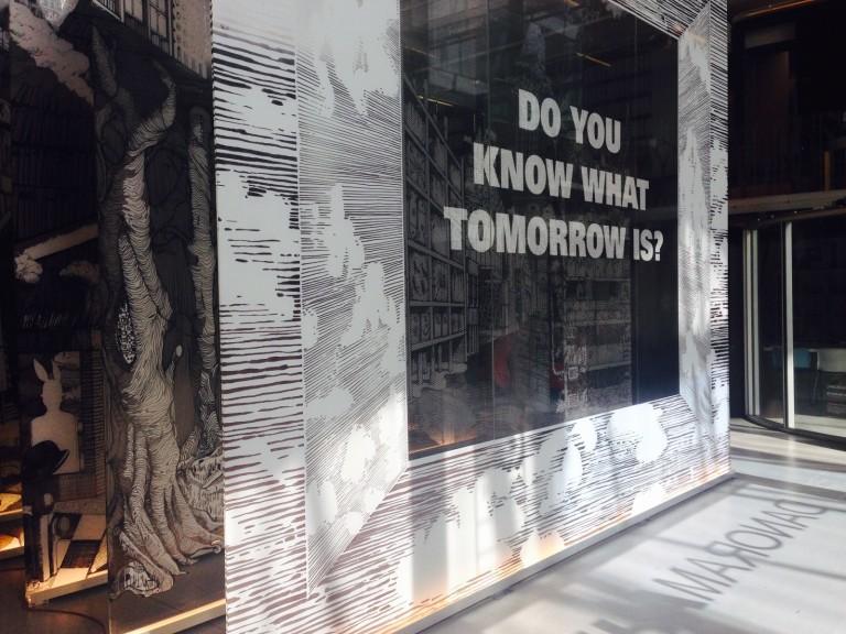 'Future Frames' de Ana Aragão na Jofebar