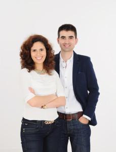 Marcelina Guimarães e Miguel Fernandes
