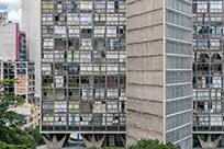 Edifício JK, 1951–1968, Oscar Niemeyer (1907-2012). Foto Leonardo Finotti