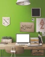 Verde Limoncello escritorio