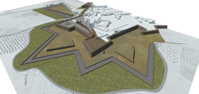fortificações campo maior