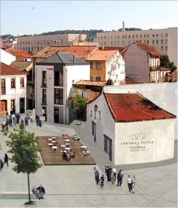 O edifício da Sociedade Cerâmica Antiga de Coimbra foi um dos premiados