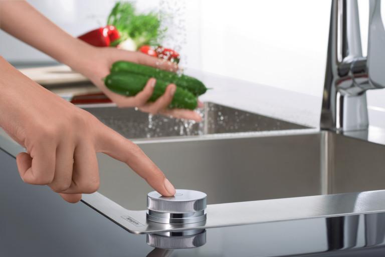 hansgrohe Kitchen Sink Combi