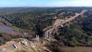 Variante e nova ponte sobre o Rio Degebe (1)