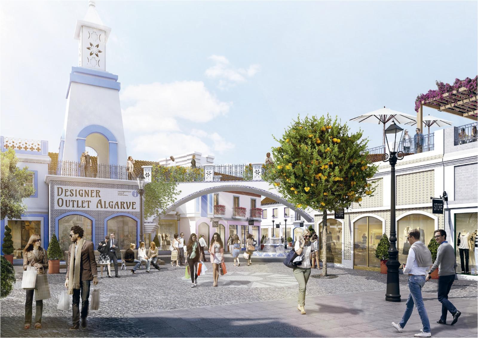 44d9dbc6d98ce3 Designer Outlet Algarve abre ao público a 23 de Novembro - Construir ...