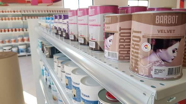 994fa86b4cde6c Barbot abre loja em Loulé - Construir - Construir