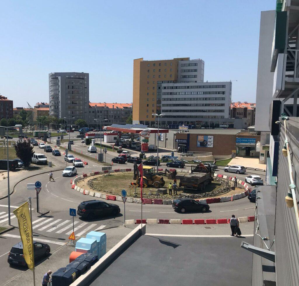 fd2fe927c50 Obras de ampliação do Glicínias Plaza já arrancaram - Construir ...